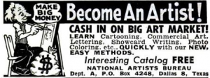 BecomeanArtistadPopularMechanicsJanuary1950